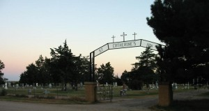 St. Catherines Cemetery